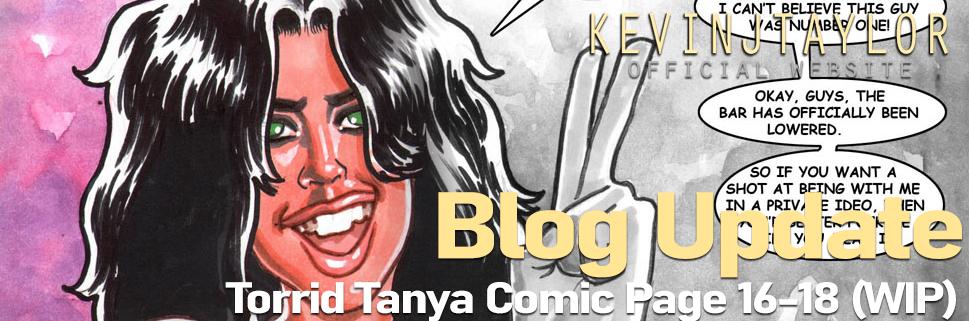 Torrid Tanya Page 16-18 (WIP)