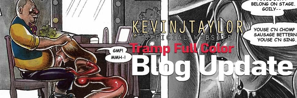 Blog: Tramp Full Color [Finished]